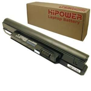 Hipower 6 Cell Laptop Battery For Dell Inspiron 1010, 1011