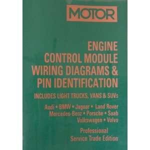 Engine Control Module Wiring Diagrams & PIN Identification