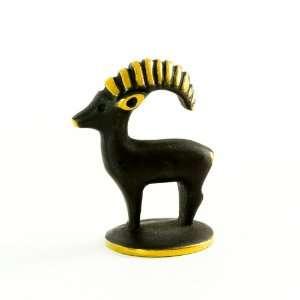 Walter Bosse Brass Capricorn Goat Figurine
