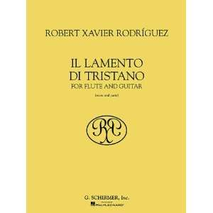 (Score and Parts) (0073999849431) Robert Xavier Rodriguez Books