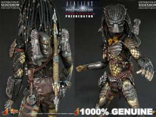 PREDATOR REQUIEM WOLF AVP HOTTOYS HOT TOYS FIGURE AQ2008