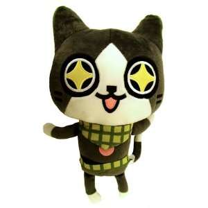 Monster Hunter Airu Plush 11 Grey Cat  Toys & Games