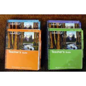 Teachers Guide , Level 1 B ** 4   VOLUME SET **: Steck Vaughn: Books