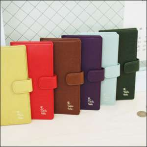 Table talk Money Clutch Wallet Card Case Holder