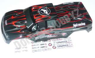 HPI Savage Flux HP Painted BODY & Decals Shell Cover