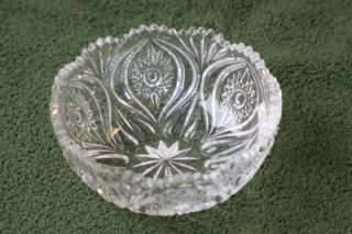 Nachtmann Bleikristall 24% Lead Crystal Serving Bowl