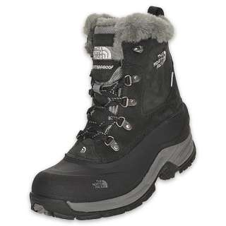 NORTH FACE Women McMurdo Boots Black Grey Boots