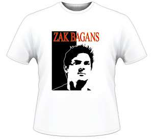 Zak Bagans Shadow Ghost Adventures T Shirt