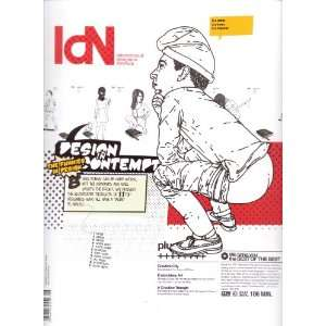 IDN   International Designers Network Magazine. Vol 18. #6