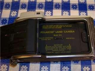 Vintage Polaroid Land Camera Model 80A w/ 250 WINK LITE |