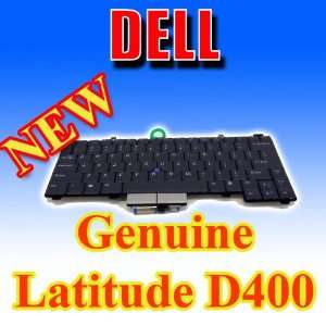 1w367 Nsk d4001 New Genuine Dell Latitude D400 Keyboard