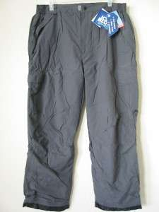 You are looking at a NWT Ice Blue Winter Wear Mens Snowboard Pant in