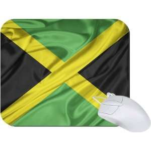 Rikki Knight Jamaica Flag Mouse Pad Mousepad   Ideal Gift