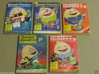 Humpty Dumptys Magazine For Little Children