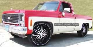 22Lexani LX10 Wheels,Rims(HugeLip)Tahoe Yukon Escalade