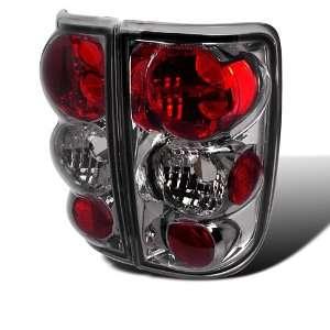 GMC BLAZER/ JIMMY SL SLE SLT TAIL LIGHTS CHROME Automotive