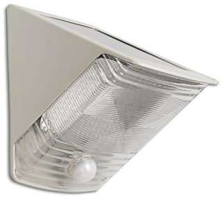 New Solar Powered Motion Activated Wedge Flood Light