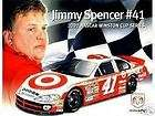 PROMOTIONAL 41 ONE TEAM ONE DREAM JIMMY SPENCER PRESSED SHIRT