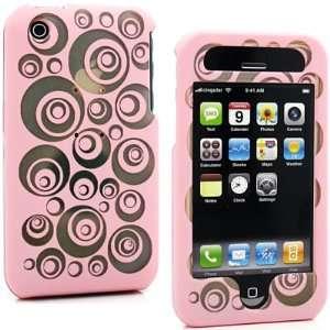 Cuffu   Light Pink Swirl Laser Cut   Premium Design Case