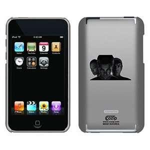 Star Trek Kirk Spock & Uhura on iPod Touch 2G 3G CoZip