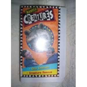 Kratts Creatures: City Critters/Creature Rescue: Martin Kratt