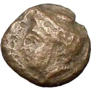 in Ionia 200BC Rare Ancient Greek Coin Hermes Gods messenger Monogram