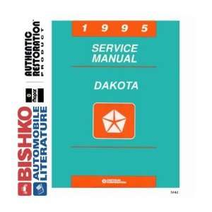 1995 DODGE DAKOTA TRUCK Shop Service Repair Manual CD Automotive