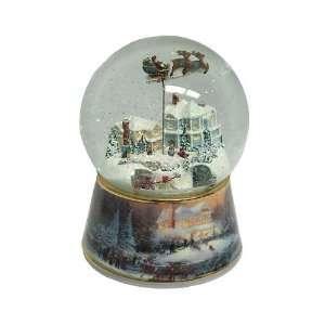 Christmas Animated Musical Snow Globe #07 00022 002