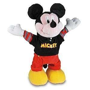 Disney Dance Star Mickey Mouse Plush Toy by Fisher Price