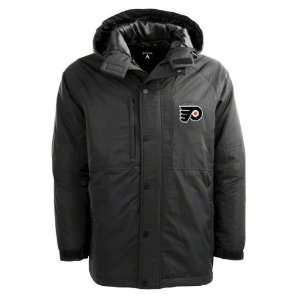 Philadelphia Flyers Black Trek Full Zip Hooded Jacket