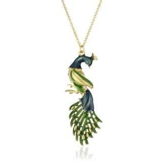 Brand Best Friend Necks Bird And Peacock Pendant Necklace Jewelry