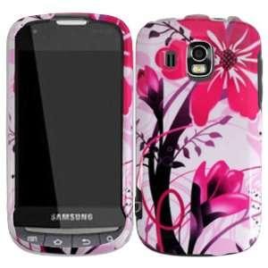 Pink Splash Hard Case Cover for Samsung transform Ultra