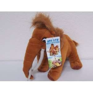 Ice Age 3 Manny Plush Toys & Games