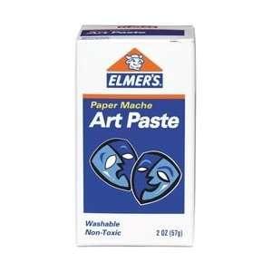 Elmers Paper Mache Art Paste 2 Ounces 99000; 3 Items/Order
