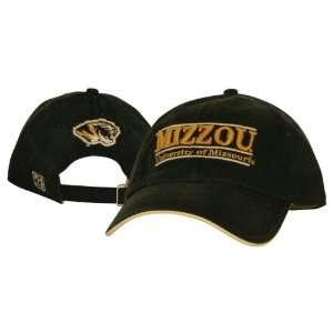 University of Missouri Tigers Mizzou Front and Back Logo