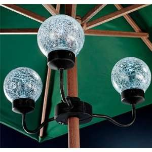 Orvis Outdoor Battery Operated Umbrella Light: Home Improvement
