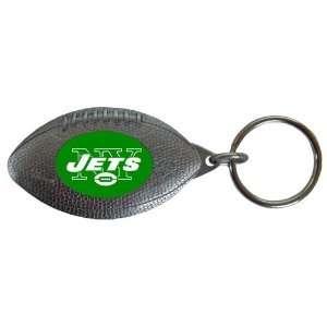 New York Jets NFL Football Key Tag