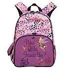 Tinkerbell Fairies Lunch Tote Backpack Set
