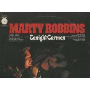 Tonight Carmen: Marty Robbins: Music
