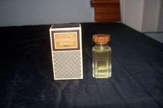 Vintage Hermes Equipage Apres Rasage MIB Promo Sample