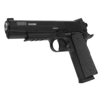 Sig Sauer GSR 1911 .177 CO2 BB Airgun Pistol   Black w/ Metal Slide