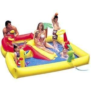 NEW Playground Pool (Indoor & Outdoor Living) Office