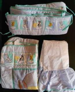Baby Bugs Bunny Crib Bedding