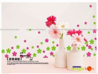 Blossoms Flowers Deco Mural Art Bedroom Wall Sticker #WALLS014
