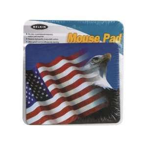 American Flag & Eagle Mousepad: Everything Else