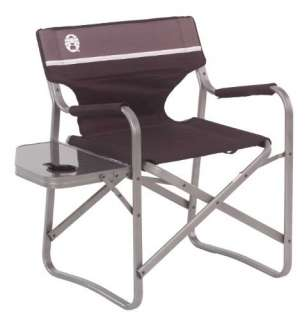 Coleman 2000003084 Portable Deck Chair With Table 076501051179
