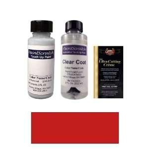 Oz. Radiant Fire Metallic Paint Bottle Kit for 1995 Dodge All Other