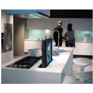 LCD LED Plasma Flat Panel Motorized TV Lift Holds TVs 10
