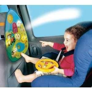 Tiny Love 652 006 Wonder Wheel Farm Car Seat Toy