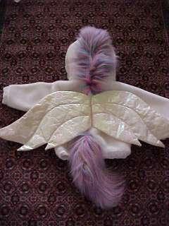 Plush UNICORN Halloween Costume Sz.12 24 Mo. Cute